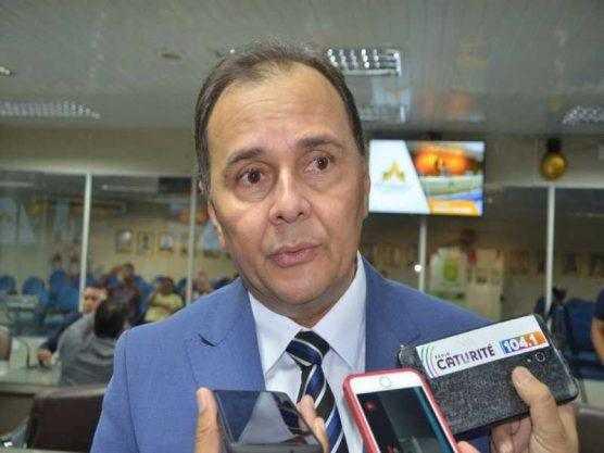 """Paraíba Online • """"A minha posição na Assembleia é da mais absoluta independência"""", diz Manoel"""