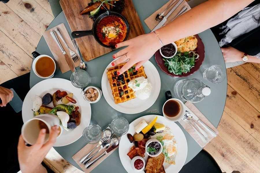 Café da manhã em João Pessoa