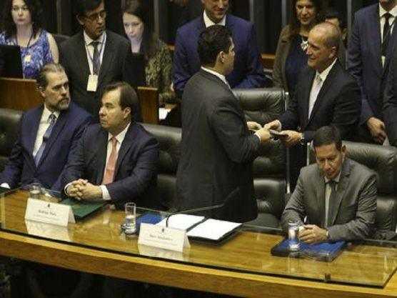 Paraíba Online • Governo acredita ter maioria para aprovar Previdência no Senado