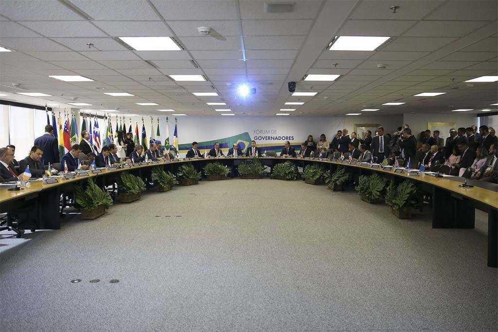 Paraíba Online • Governadores debatem reforma da Previdência com Paulo Guedes