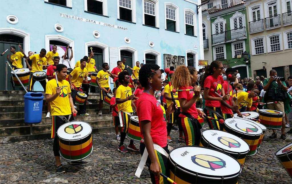 Paraíba Online • Pré-Carnaval tem Alcione no Rio e Olodum em Salvador