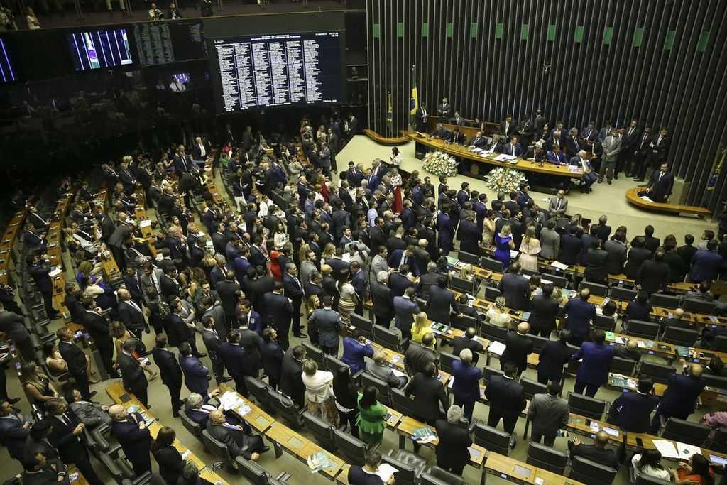 Paraíba Online • Câmara aprova projeto que anistia partidos por infrações eleitorais