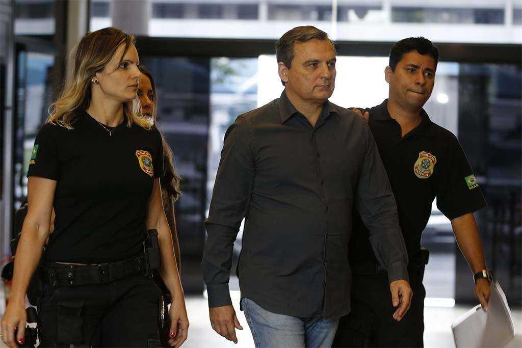 Paraíba Online • 'Braço jurídico' de ex-governador do RJ é preso pela 2ª vez