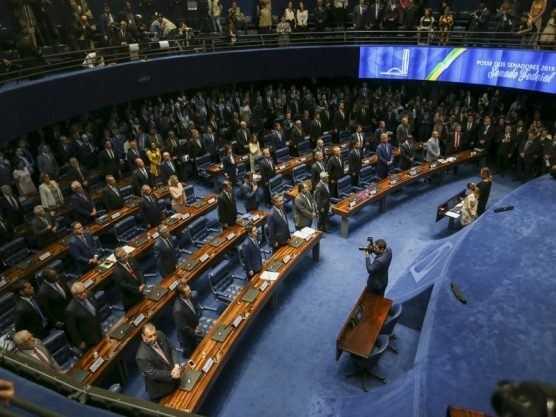 Paraíba Online • Senado decide que eleição do presidente será aberta