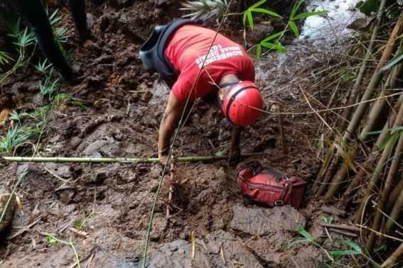 Foto: Divulgação Corpo de Bombeiros de Minas Gerais