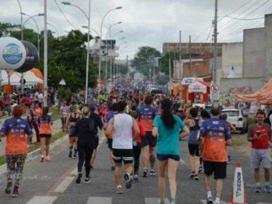 Paraíba Online • Corrida da JK movimenta o domingo em Campina Grande