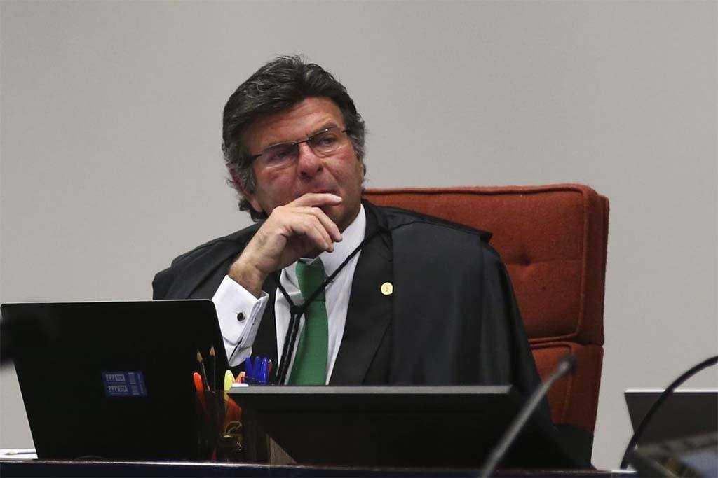 Paraíba Online • Fux nega que haja crise institucional entre MP e STF