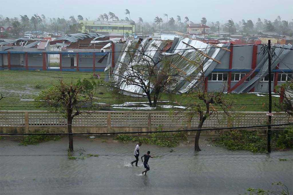 Paraíba Online • Tempestade que atingiu Moçambique foi a pior no Hemisfério Sul, diz ONU