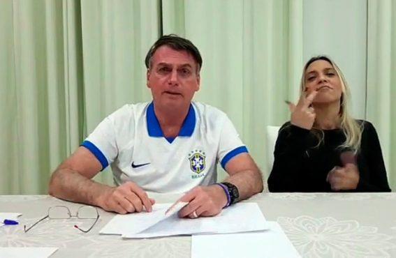 Foto: Divulgação Jair Bolsonaro/Redes Sociais