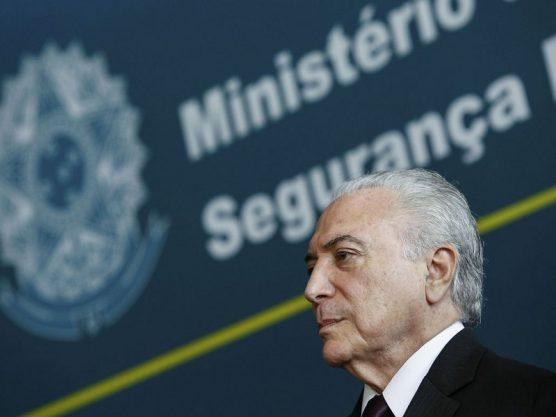 Paraíba Online • Ex-presidente Michel Temer vira réu pela 2ª vez