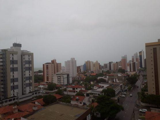 Paraíba Online • Defesa Civil recebe novo alerta de risco alto de chuvas em João Pessoa