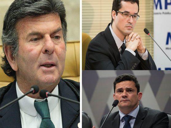 Paraíba Online • Crise aumenta e envolve ministro do Supremo com Moro e procurador