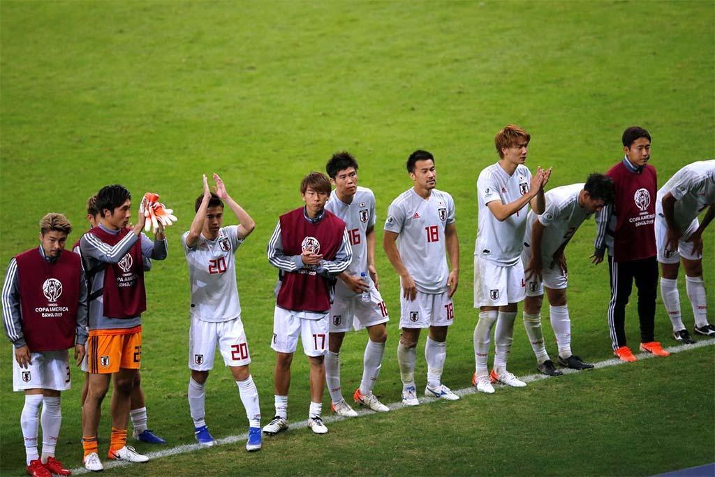 Paraíba Online • Equador e Japão empatam e dão adeus à Copa América