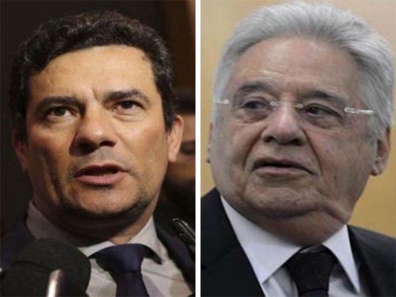 Paraíba Online • Fritura em banho-maria: Divulgados mais vazamentos contra Sérgio Moro