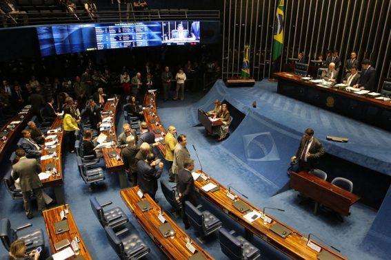 Paraíba Online • Senado aprova revogação do decreto das armas do governo Bolsonaro