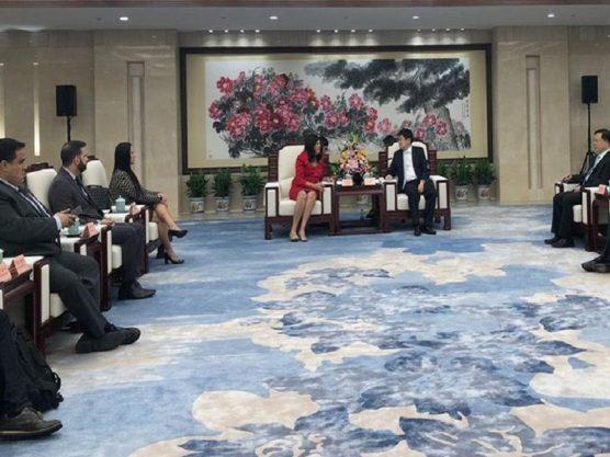 Paraíba Online • Comitiva de paraibanos avalia visita à China como produtiva