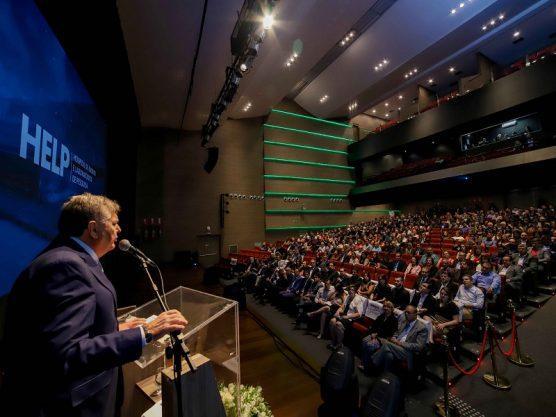 "Paraíba Online • Chanceler da Unifacisa: ""Eu sou um sonhador!"""