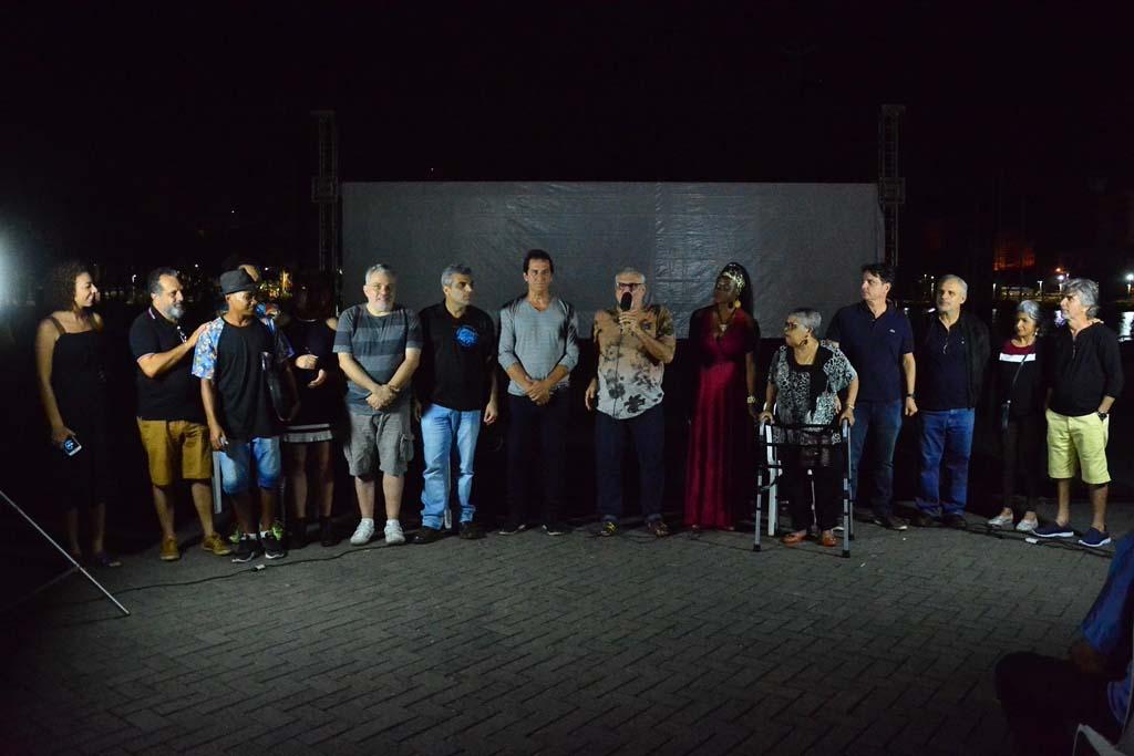 Paraíba Online • Exibição de filme sobre Jackson do Pandeiro atrai amantes da 7ª arte em João Pessoa