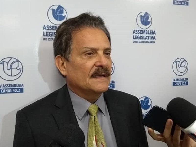 Tião Gomes 01 - G11 é dissolvido na Assembleia Legislativa da Paraíba