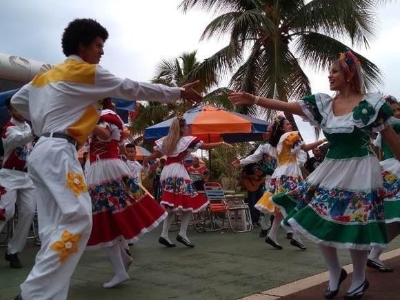 Grupo Tropeiros da Borborema se apresenta no Festival de Folclore em São Paulo • Paraíba Online - Paraíba Online