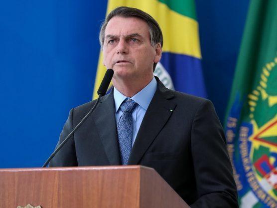 Paraíba Online • Bolsonaro autoriza uso das Forças Armadas contra incêndios na Amazônia