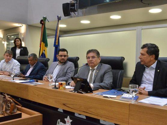 Paraíba Online • ALPB e Câmara Federal debatem Marco Regulatório do Saneamento Básico