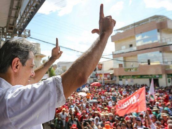 Paraíba Online • Segundo PT, evento em Monteiro fez parte do movimento ´Lula Livre´