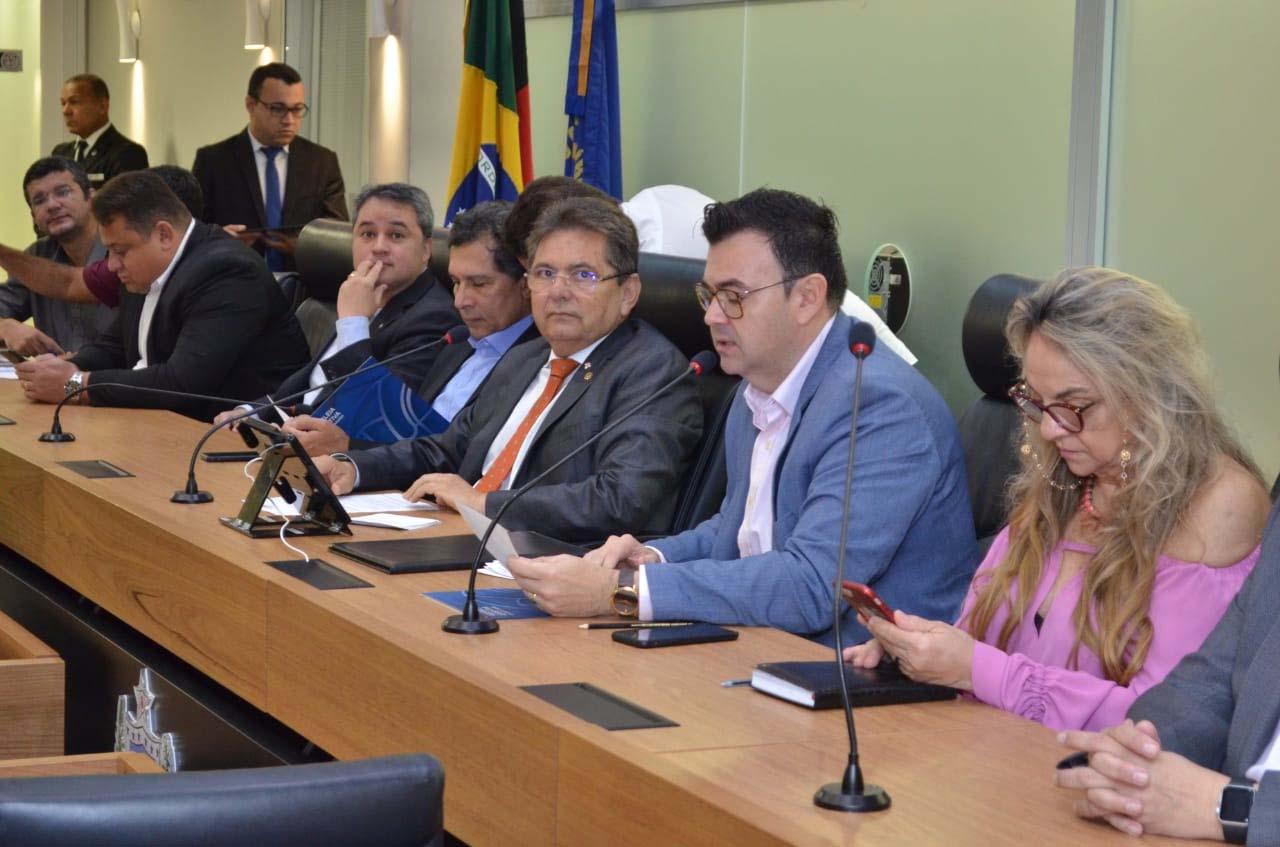 Paraíba Online • ALPB debate paralisação dos repasses do 'Minha Casa, Minha Vida' na Paraíba