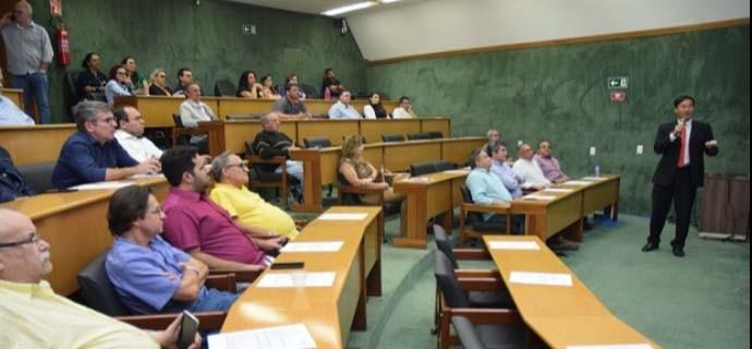 Paraíba Online • Empresários e dirigentes sindicais debatem estratégias para aumentar produtividade