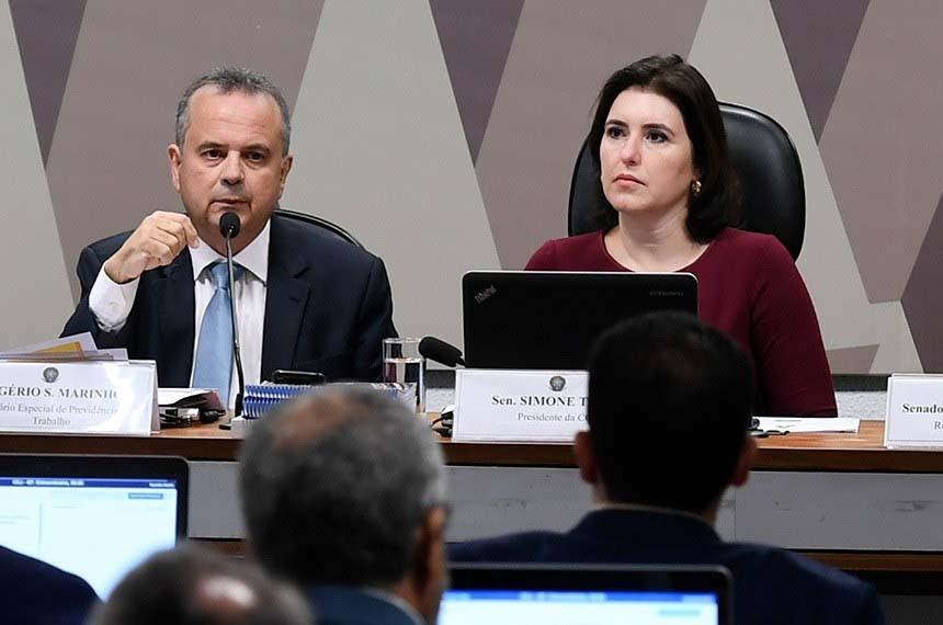 Edilson Rodrigues/Agência Senado Fonte: Agência Senado