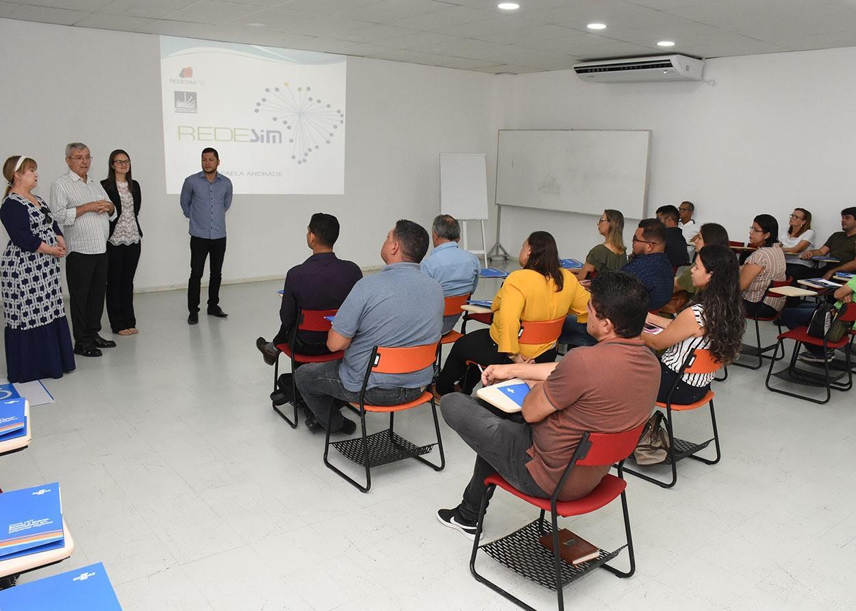 Paraíba Online • Estado promove capacitação para municípios sobre RedeSim