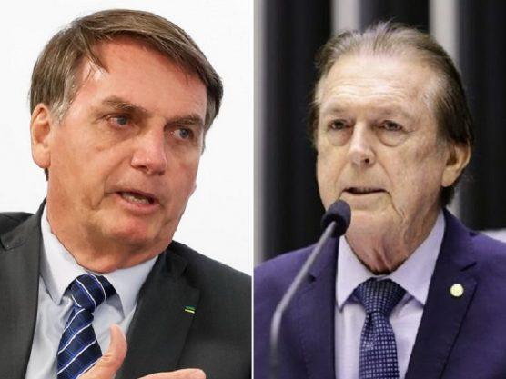 Paraíba Online • Bolsonaro detona o presidente do seu partido. Veja o vídeo