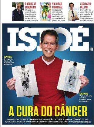 Paraíba Online • Confira os destaques da nova edição da revista IstoÉ
