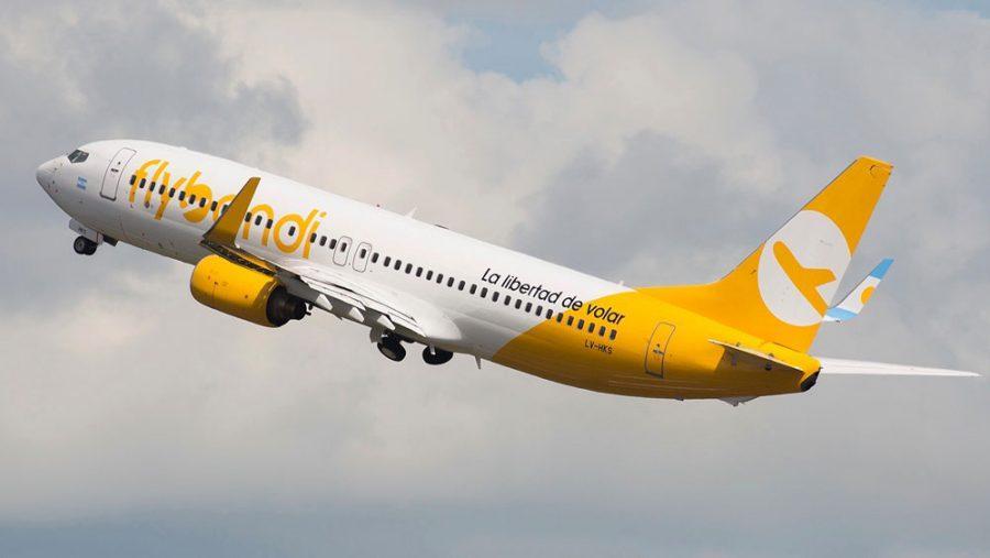 Paraíba Online • Flybondi é a terceira low cost a operar voos para o Brasil