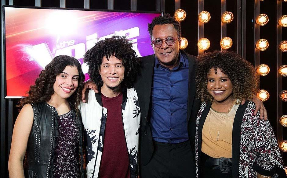 tony gordon the voice 2019
