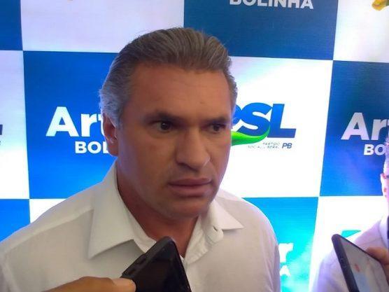 Paraíba Online • Jair Bolsonaro veta deputado paraibano em seu novo partido