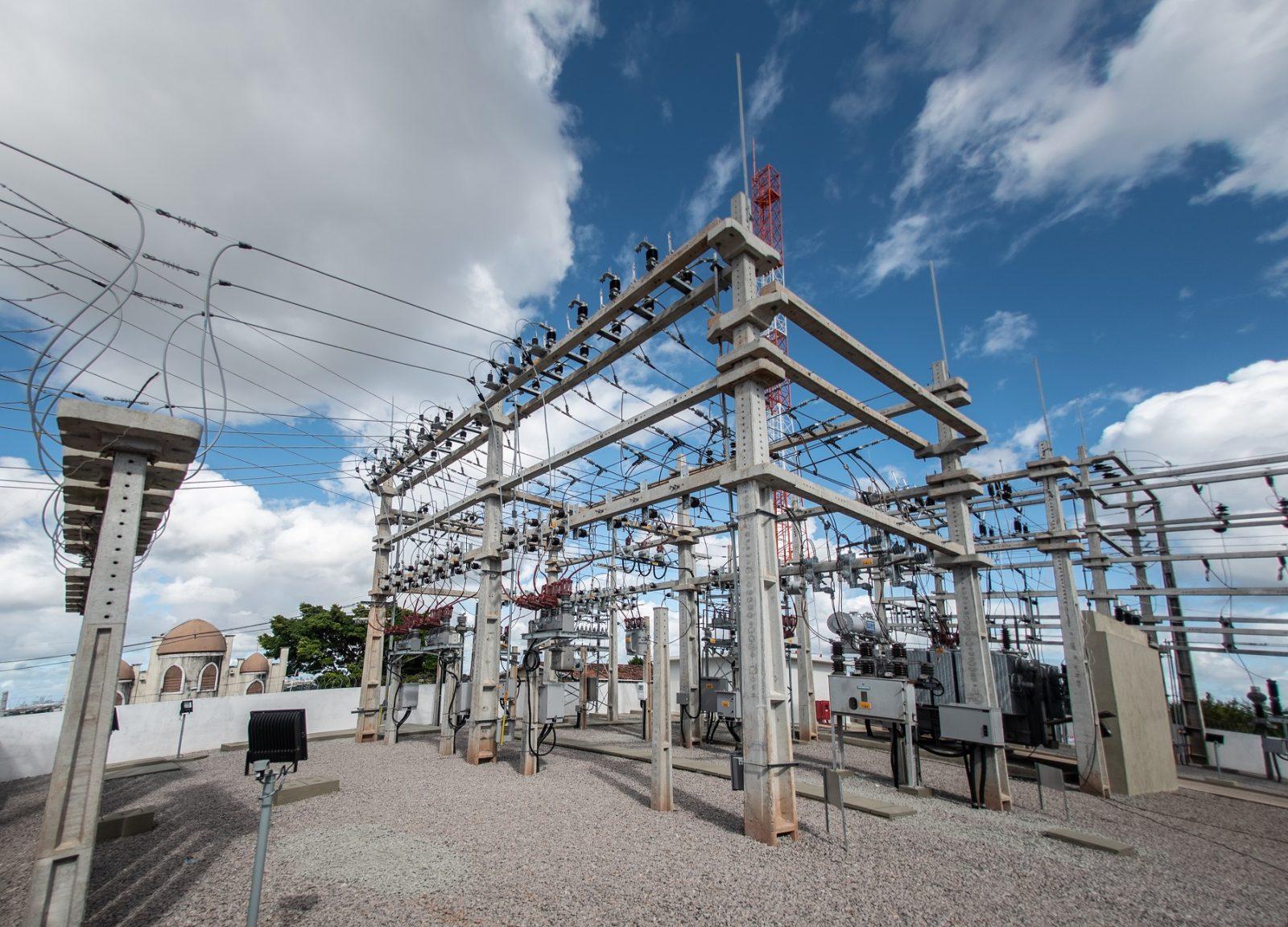Energisa inaugura nova subestação de energia em Bayeux • Paraíba - Paraíba Online
