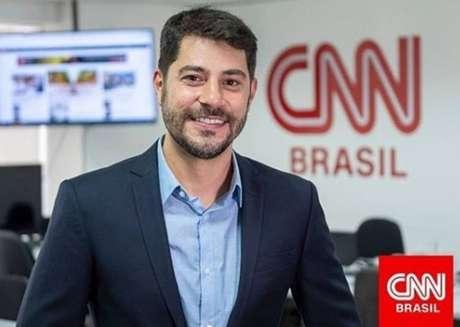 Paraíba Online • CNN Brasil anuncia quando a programação entra no ar