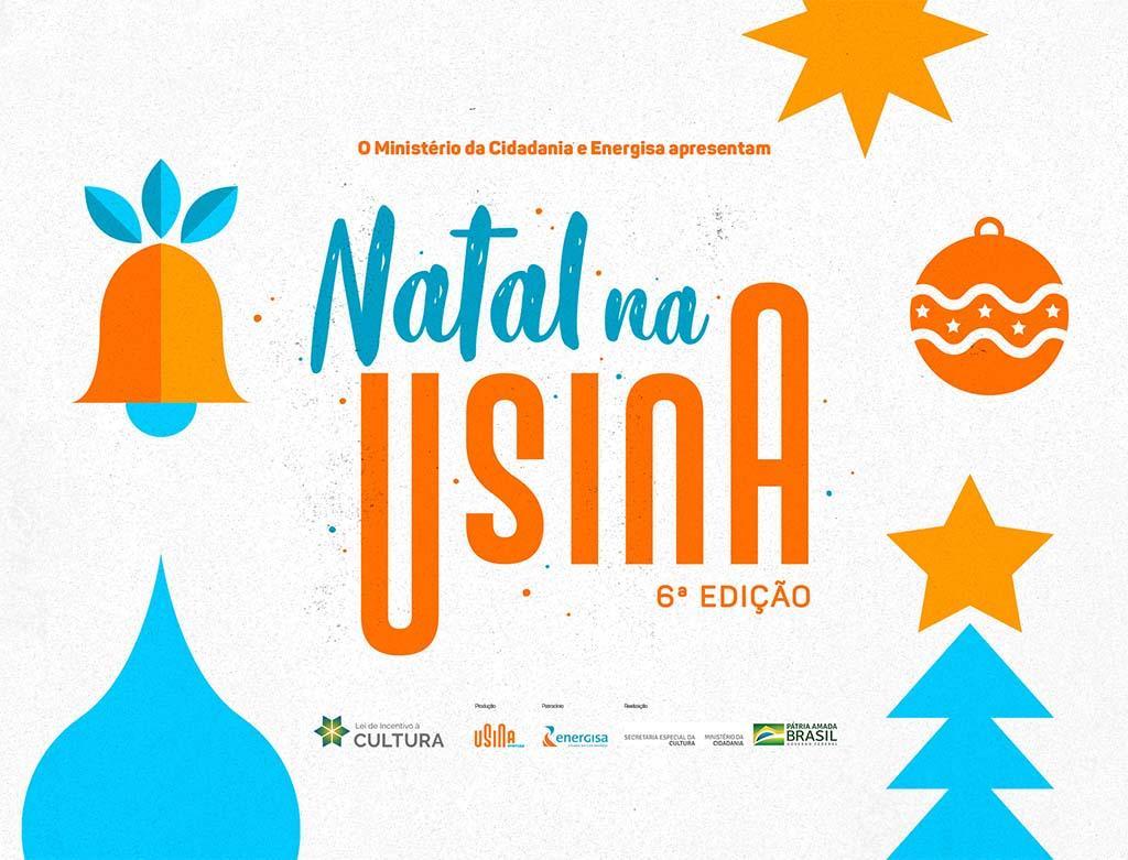"""Paraíba Online • """"Natal na Usina"""" em João Pessoa conta com novidades e atrações imperdíveis"""