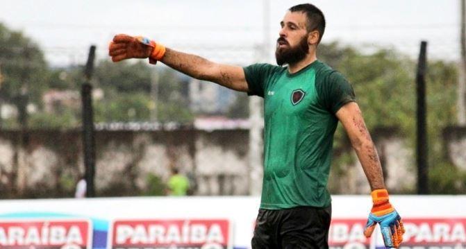 Paraíba Online • Botafogo-PB perde goleiro titular para time de São Paulo