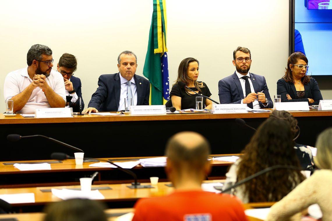 Paraíba Online • Debate sobre Carteira Verde e Amarela divide opiniões na Câmara