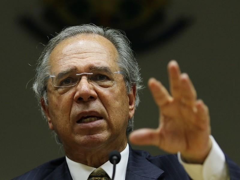 Paraíba Online • Ministro Paulo Guedes volta a criticar o funcionalismo público