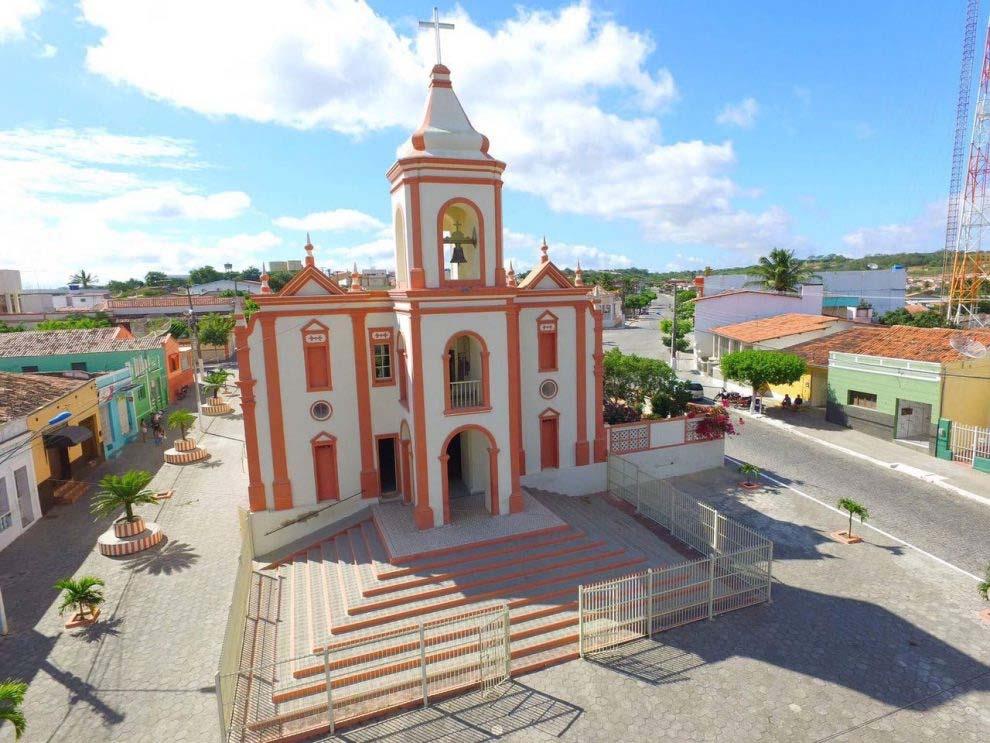 Padre destaca sucesso da Festa da Padroeira de Pocinhos • Paraíba ...