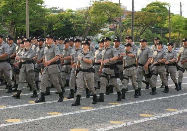Paraíba Online • Publicada no Diário Oficial lei que reestrutura a carreira militar
