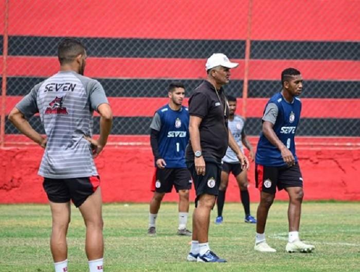 Paraíba Online • Campinense encara Santa Cruz em último amistoso antes do estadual