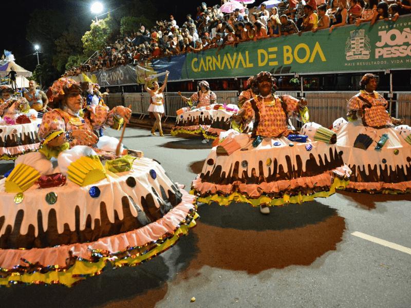 Paraíba Online • Divulgada lista de agremiações selecionadas para desfilar no Carnaval Tradição em JP