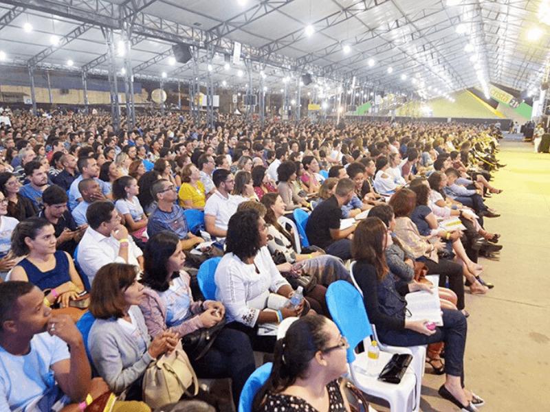 Paraíba Online • Evento evangélico de Campina Grande recebe inscrições de fiéis de todo o país