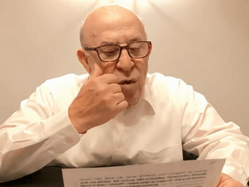 Paraíba Online • Ex-senador comenta acusações da Calvário e diz que lhe jogam pedras injustas
