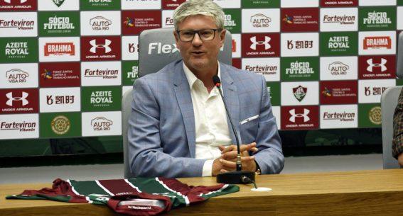 Foto: Ascom/Fluminense