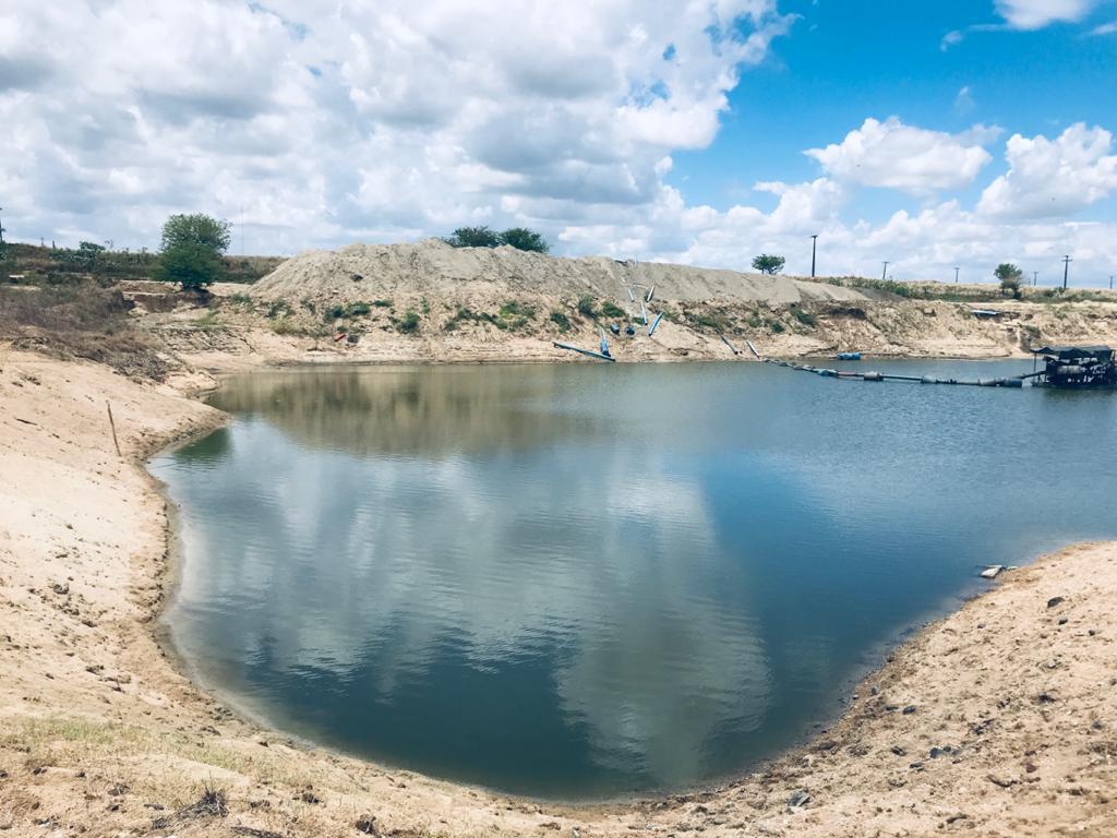 Paraíba Online • Operação da PF combate extração ilegal de areia em município da Paraíba